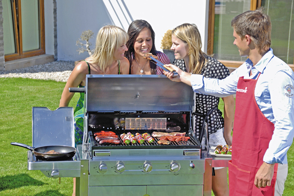 Don't Be Fooled By Gas Grills